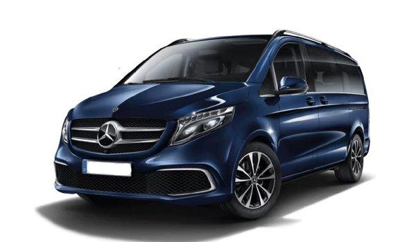 Nice Minivan - V Class Mercedes